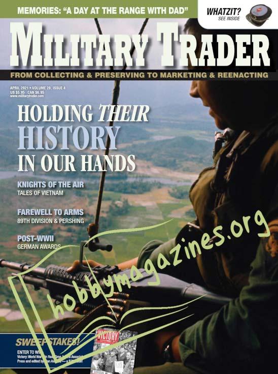 Military Trader – April 2021
