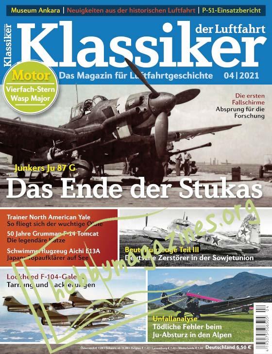 Klassiker der Luftfahrt 2021-04