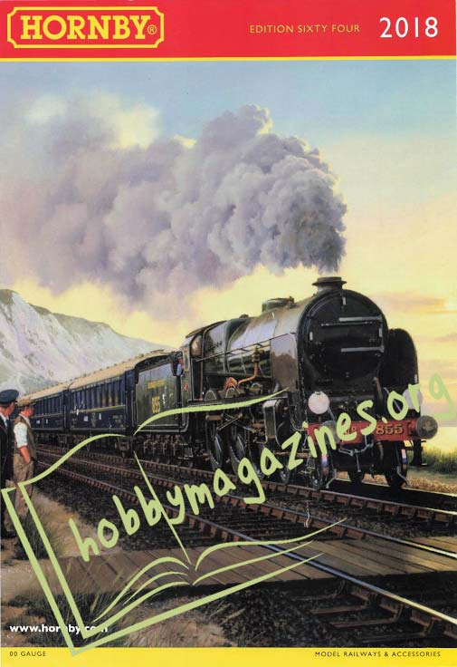 Hornby Catalog 2018