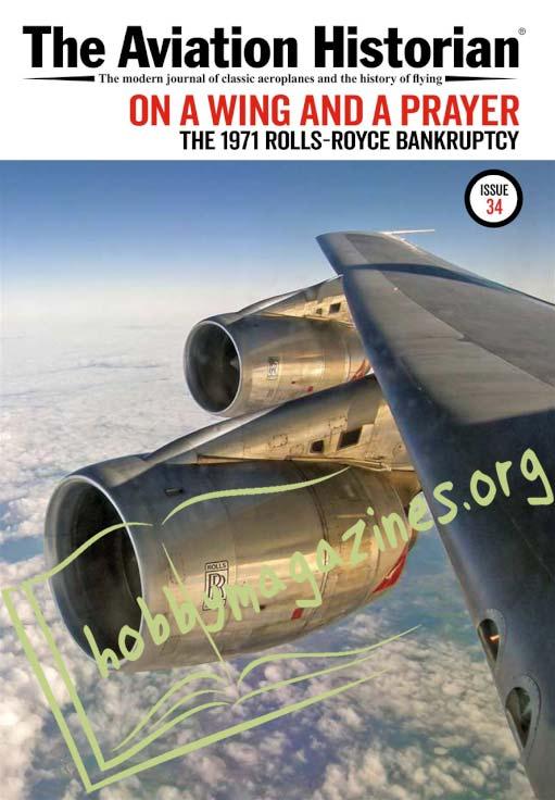 The Aviation Historian Issue 34