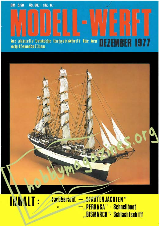 ModellWerft No 2 - Dezember 1977