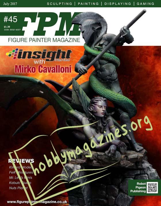 Figure Painter Magazine Issue 45