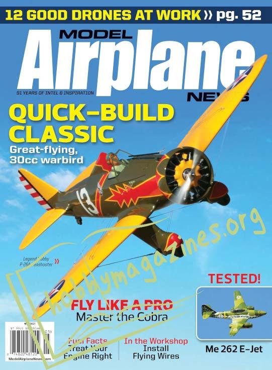 Model Airplane News - May 2021