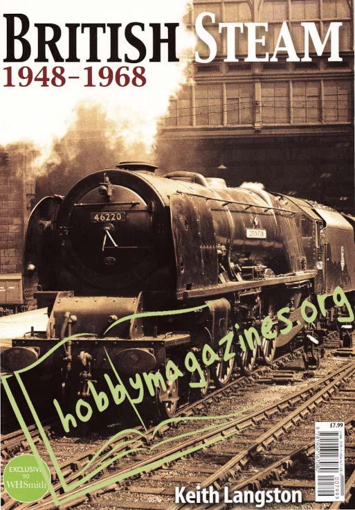 British Steam 1948-1968