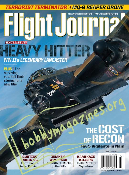 Flight Journal – May/June 2021