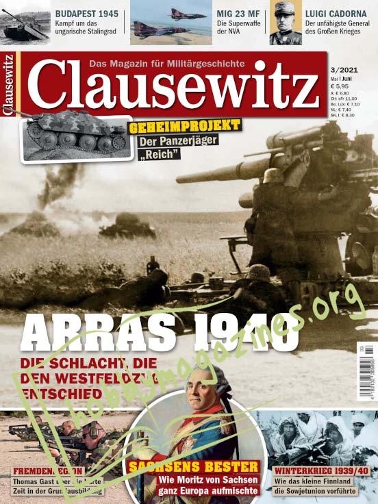 Clausewitz – Mai/Juni 2021