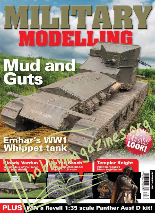 Military Modelling 7ht October 2011