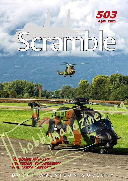 Scramble - April 2021