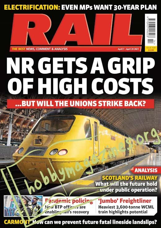 Rail – April 07, 2021