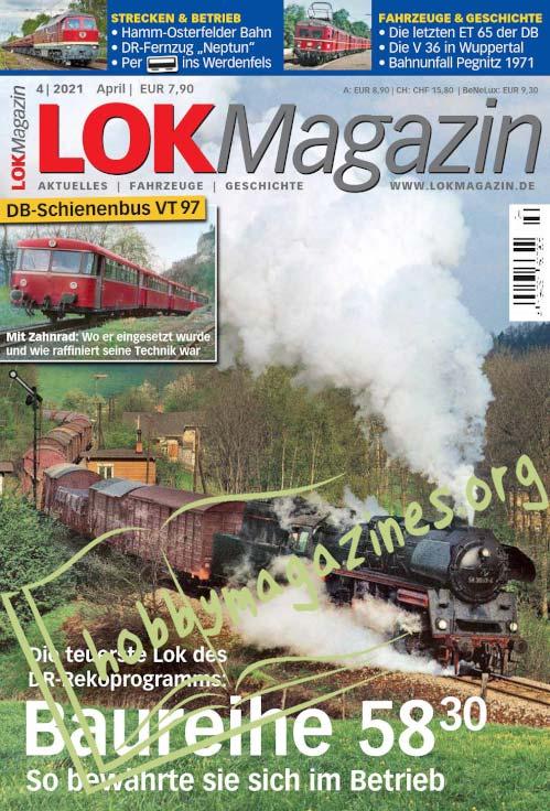 LOK Magazin – April 2021