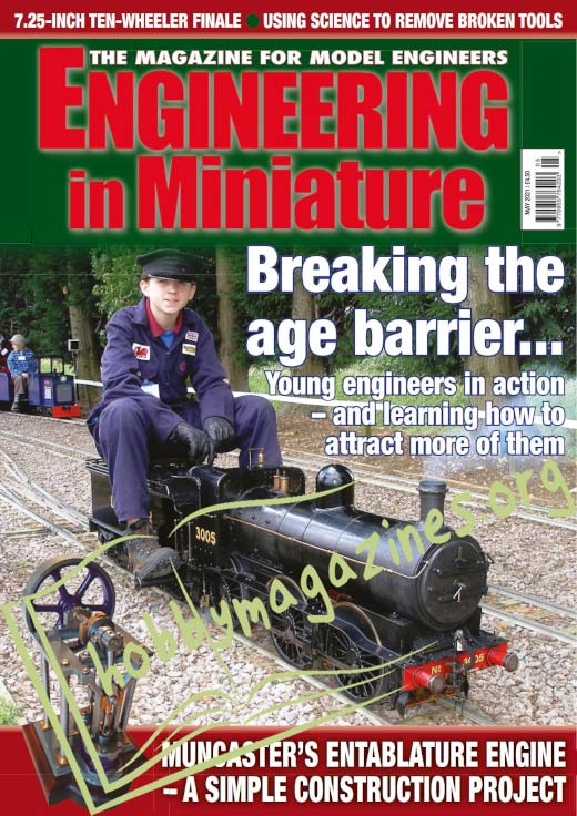 Engineering In Miniature - May 2021