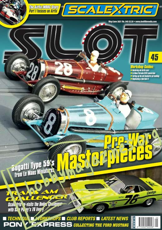 Slot Magazine - May/June 2021