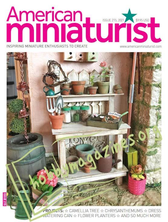 American Miniaturist - April 2021