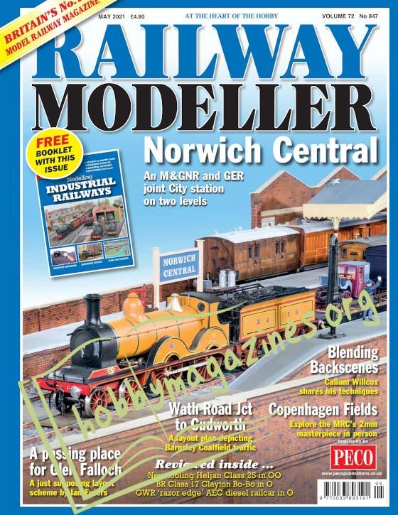 Railway Modeller - May 2021