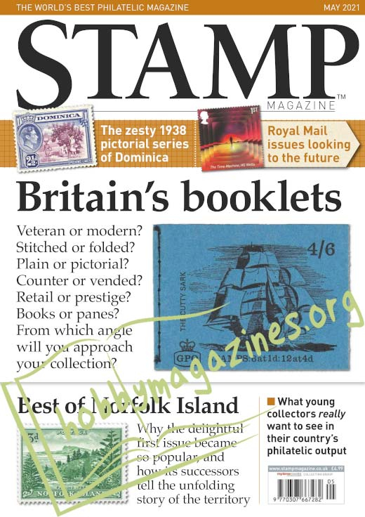 Stamp Magazine - May 2021