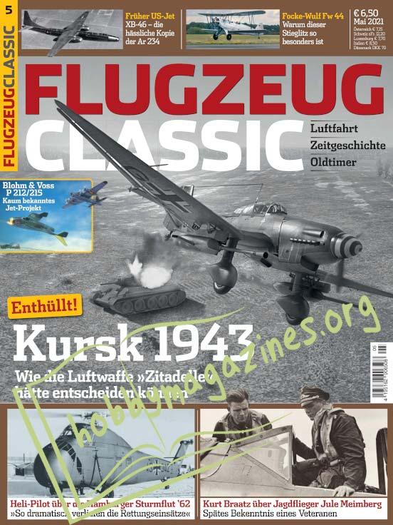 Flugzeug Classic – Mai 2021