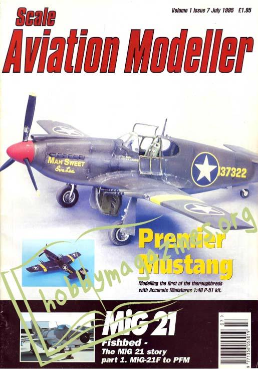Scale Aviation Modeller - July 1995 (Vol.1 No.7)