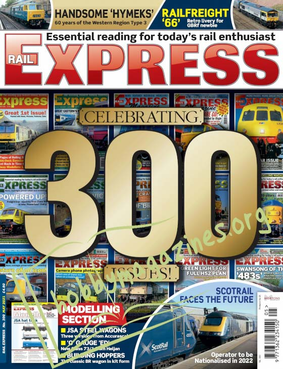 Rail Express - May 2021 (Iss.300)