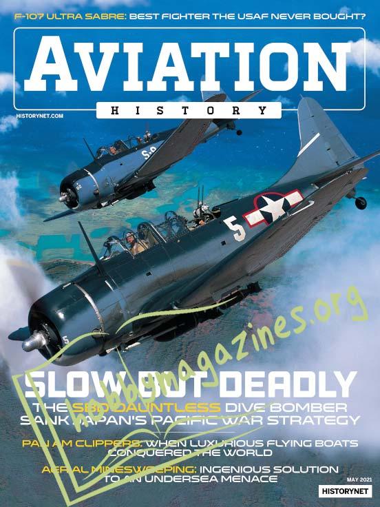Aviation History - May 2021 (Vol.31 No.5)