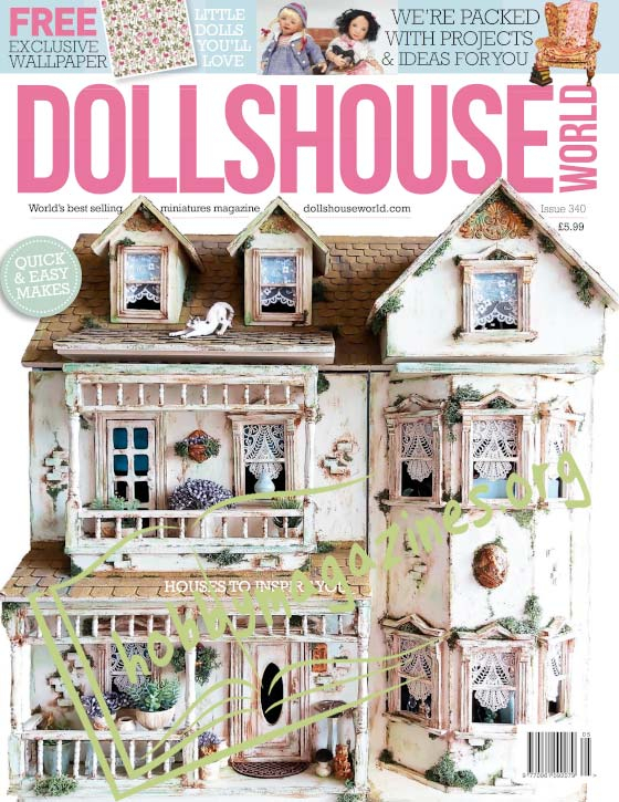 Dolls House World - May 2021 (Iss.340)