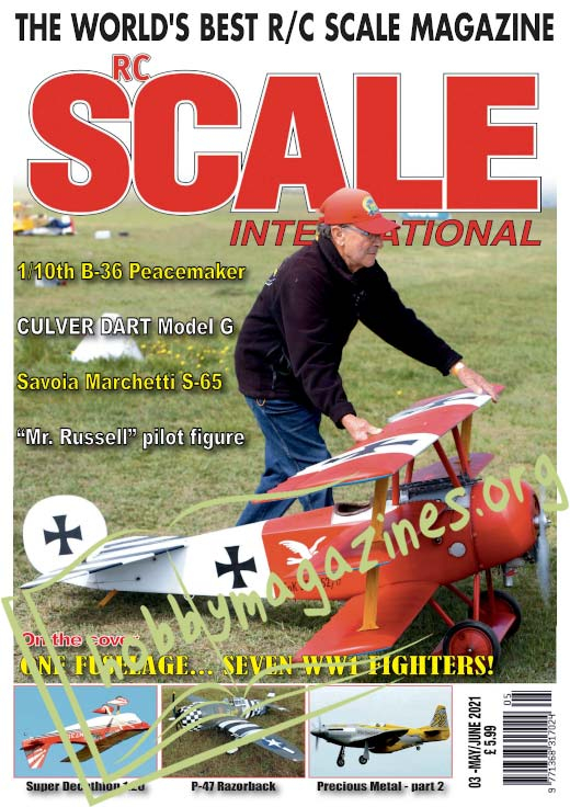 RC Scale International - May/June 2021