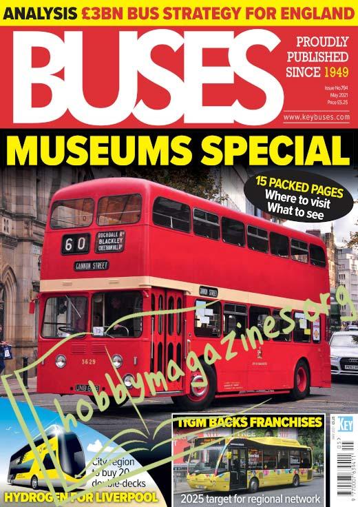 Buses - May 2021
