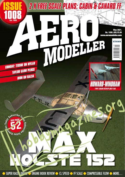 Aeromodeller - May 2021 (Iss.1008)