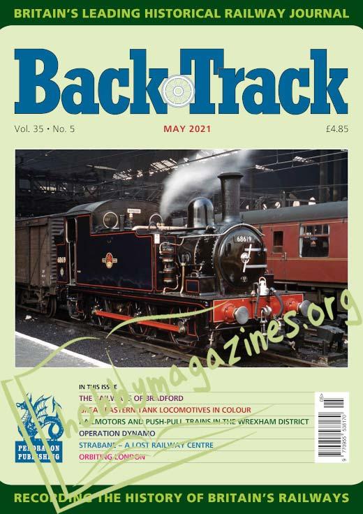 Back Track - May 2021 (Vol.35,No.5)