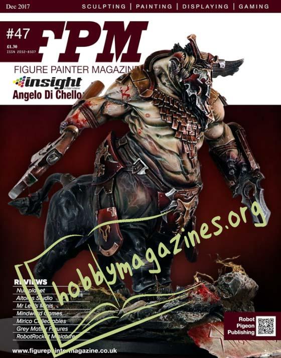 Figure Painter Magazine Issue 47