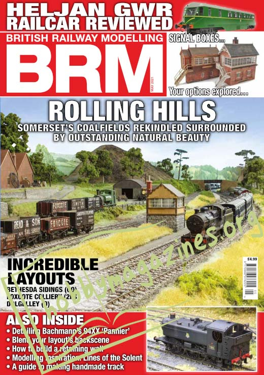 British Railway Modelling - May 2021