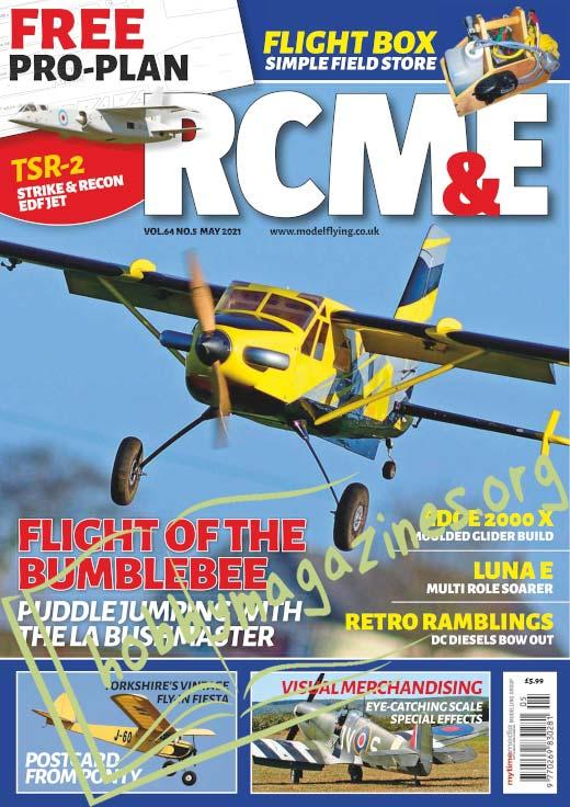 RCM&E - May 2021 (Vol.64 No.5)