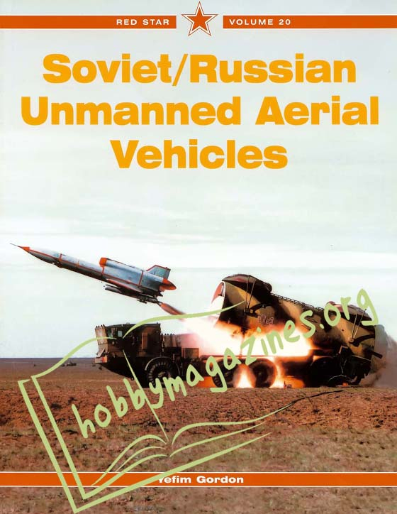 Red Star - Soviet/Russian Unmanned Aerial Vehicles (Vol.20)