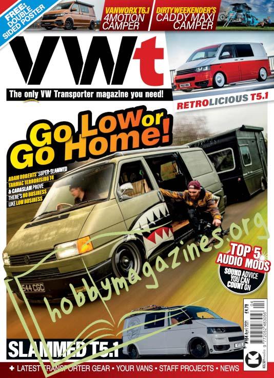 VWt Magazine - April 2021 (Iss.104)
