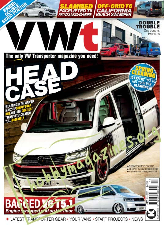 VWt Magazine - May 2021 (Iss.105)