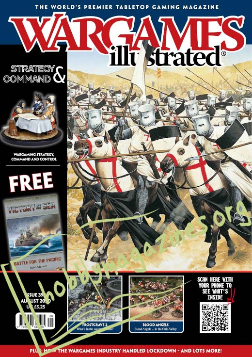 Wargames Illustrated - August 2020 (Iss.392)