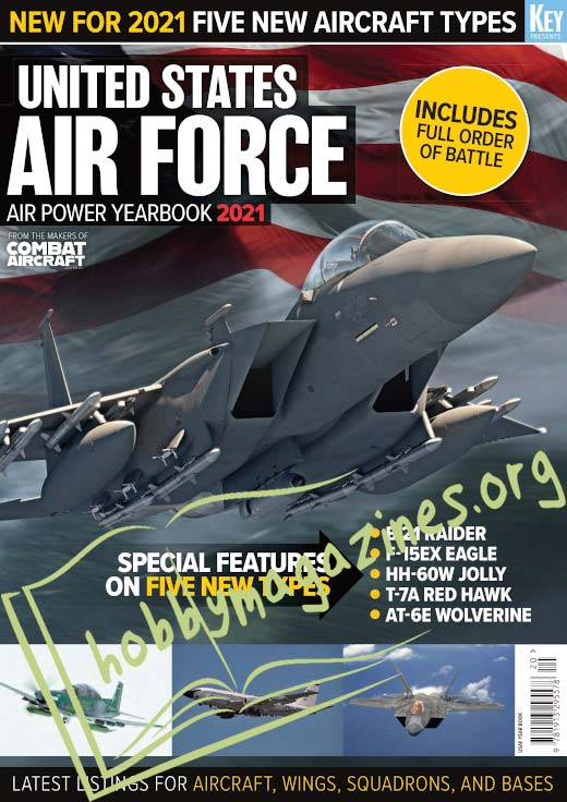 United States Air Force. Air Power Yearbook 2021
