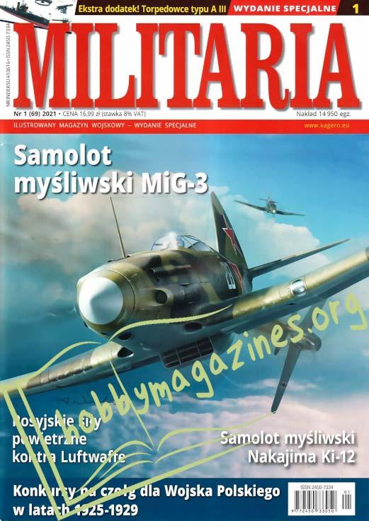 Militaria Wydanie Specjalne 2021-01(Nr.69)
