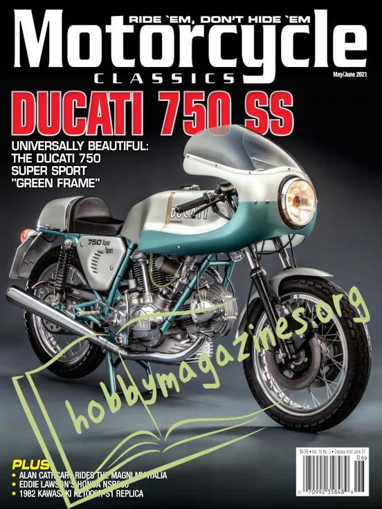 Motorcycle Classics - May/June 2021 (Vol.16 No.5)