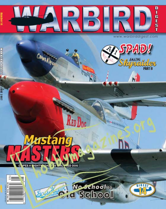 Warbird Digest Number 14