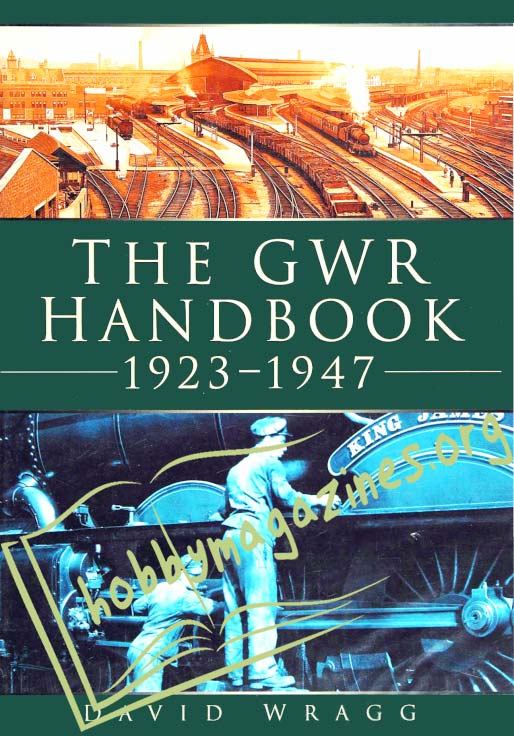 The GWR Handbook 1923-1947