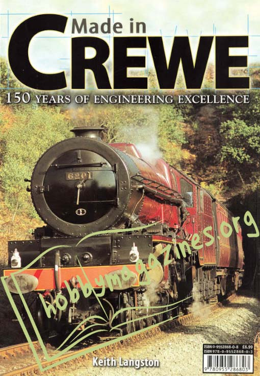 Made In Crewe.150 Years of Engineering Excellence