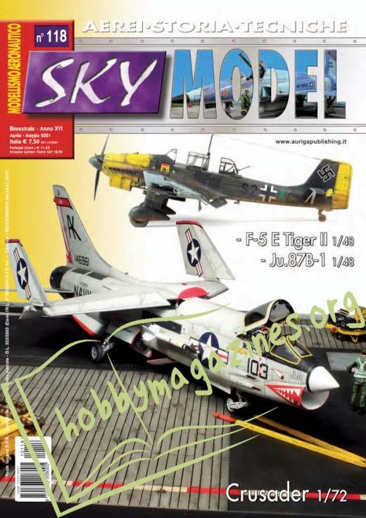 Sky Model - Aprile/Maggio 2021 (Iss.118)