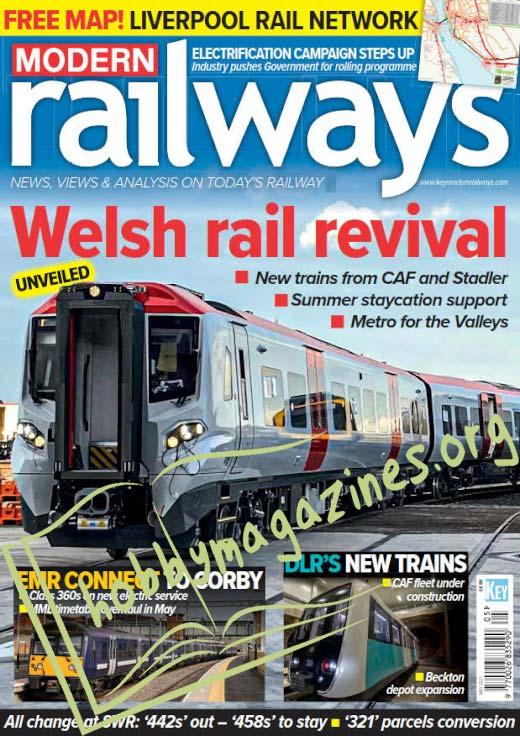 Modern Railways - May 2021 (No.872)