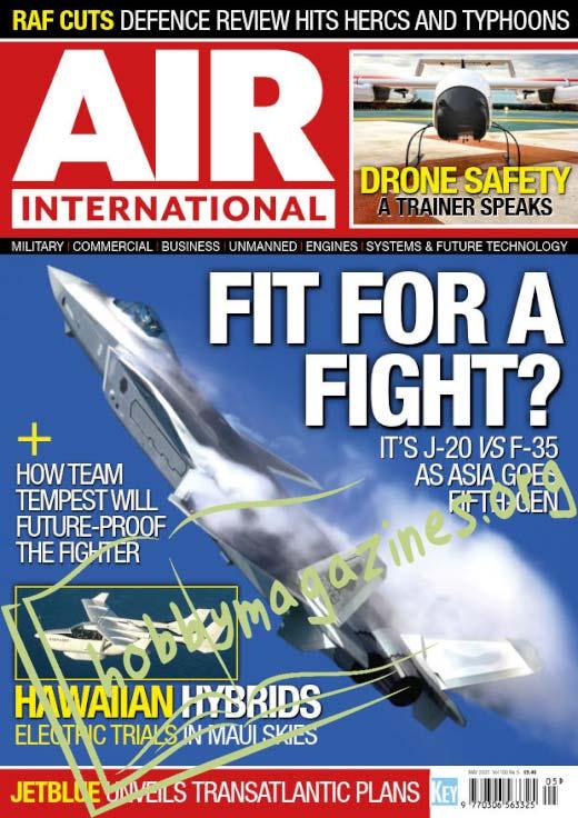 Air International - May 2021 (Vol.100 No.5)
