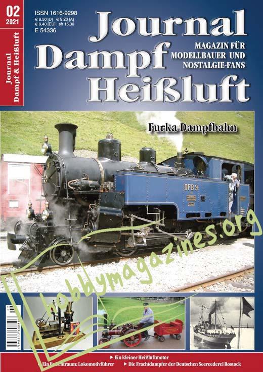 Journal Dampf & Heißluft 2021-02