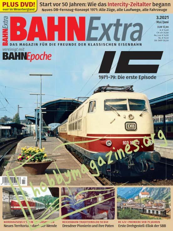 BAHN Extra - Mai/Juni 2021