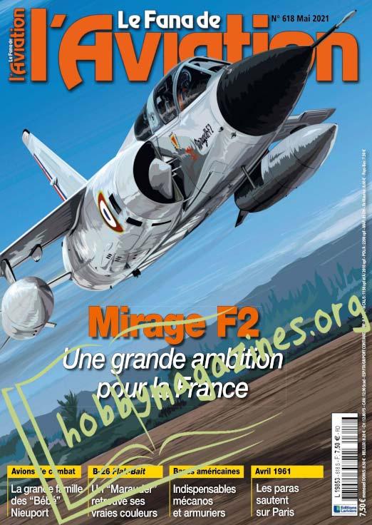 Le Fana de L'Aviation - Mai 2021 (No.618)