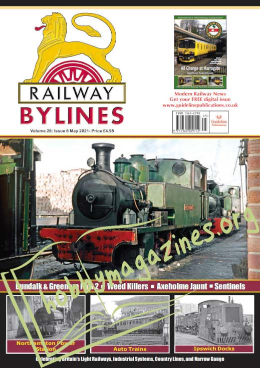 Railway Bylines - May 2021 (Vol.26,Iss.6)
