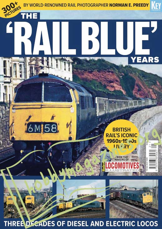 "The ""RAIL BLUE"" Years"