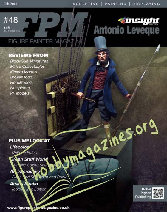 Figure Painter Magazine Issue 48